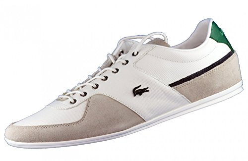 Lacoste - Pantofole Uomo Bianco (bianco)