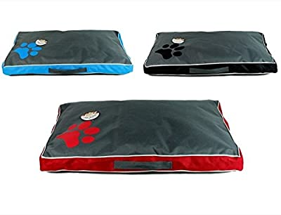 Waterproof Dog Pet Cat Bed Mat Cushion Mattress Double Sided Washable Cover - Small 70 x 45 x 6cm from RSW
