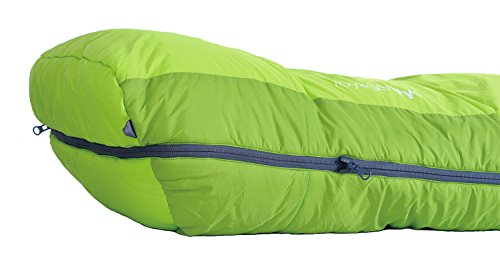 Sea to Summit Voyager Vy4 Sleeping Bag Regular lime Ausführung rechts 2016 Mumienschlafsack - 3