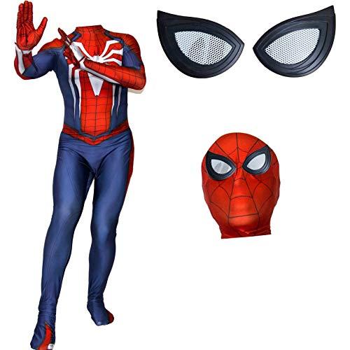- Spiderman Custom Kostüm