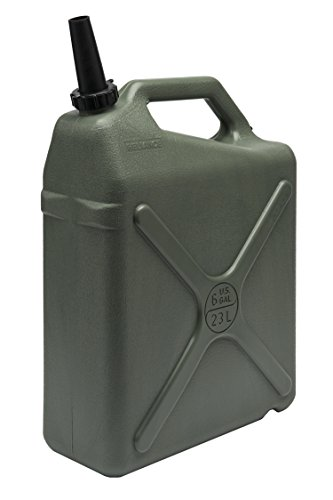Reliance Products Desert Patrol 6 Gallon Traditional Jeep Style Rigid Water Container