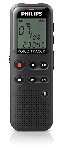 Philips-DVT1100-digitales-Diktiergert-zur-Aufnahme-von-Notizen-Ideen-und-Gedanken-unterwegs-4-GB