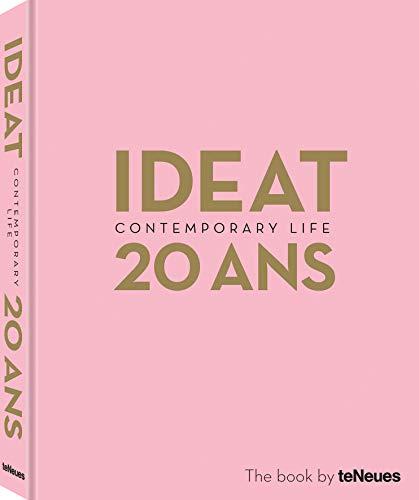 ubiläumsausgabe in luxuriöser Buchform zum 20.Geburtstag des französischen Designmagazins (Texte auf Französisch) - 27x34,5 cm, 488 Seiten ()