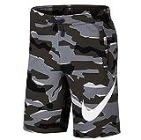 Nike Herren Sportswear Camo QS Shorts, Cool Grey/Anthracite/(White), XL