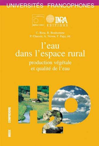 leau-dans-lespace-rural-production-vegetale-et-qualite-de-leau