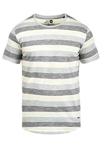 SOLID Thicco T-Shirt, Größe:XXL;Farbe:Monument (2545) (T-shirt Neue Vintage Coole)