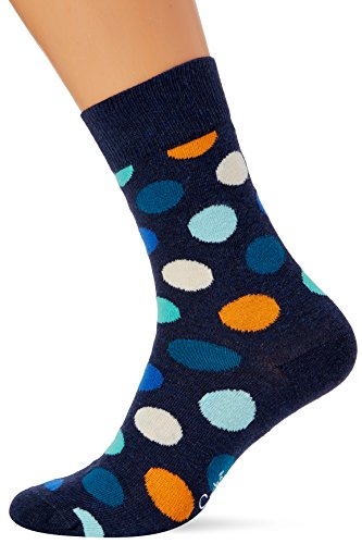 Calze Da Uomo Di Happy Socks Palm Trees Blu Multi