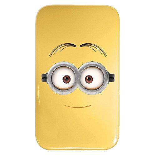 Gru: Mi Villano Favorito – Batería portátil para móvil, color amarillo (Lexibook PB2600DES)