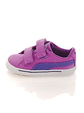 baby shoes for learning to walk purple