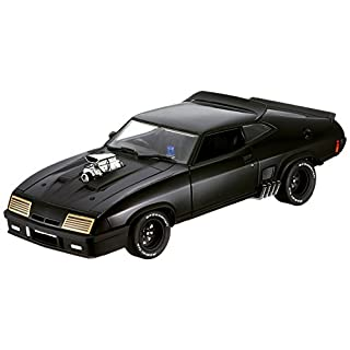 AUTOart - Falcon XB - Tuned Black Interceptor - Ford Miniature - 72775 - Black - 1:18 Scale