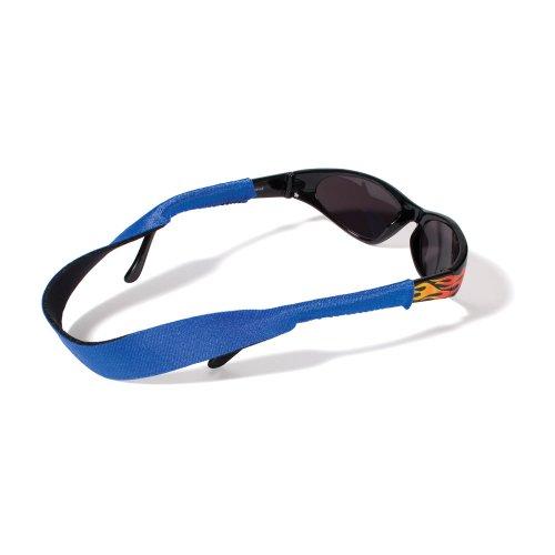 Croakies Kids Eyewear Retainer, Jungen Mädchen Kinder, königsblau, 1 Pack Kids