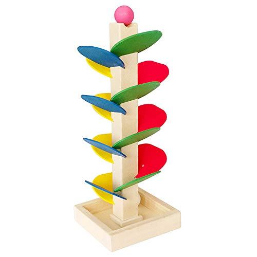 Zhongsufei Kleinkinder Lernspielzeug Kinder Early Education Educational kreative Leaf Ball Spiel zusammen die Bausteine zu halten 2-3-6 - Year - Old Intellectual Toys Spaß pädagogisches Spielzeug