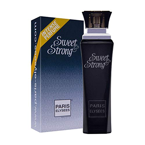 Sweet & Strong Eau de toilette Paris Elysees femme / woman 100 Ml