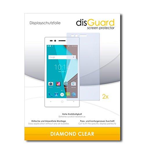 2 x disGuard® Bildschirmschutzfolie Siswoo A4+ Schutzfolie Folie