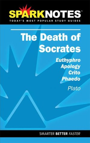 spark-notes-death-of-socrates-sparknotes-literature-guides