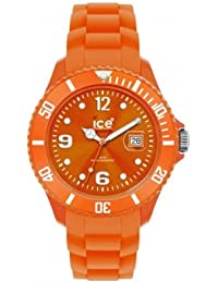 Ice-Watch Unisex-Armbanduhr Big Sili Collection Orange SI.DO.B.S.10