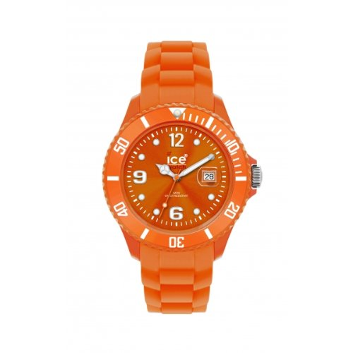 Ice-Watch Sili Winter Dried Orange Unisex Silicone Watch SI.DO.U.S
