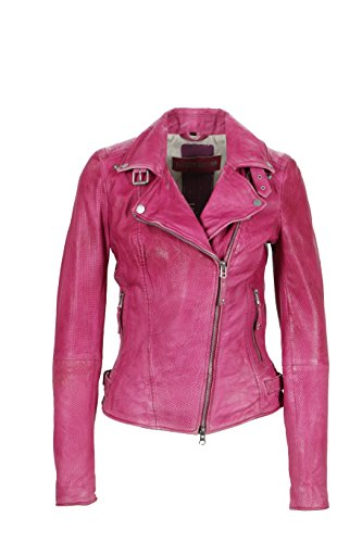 Freaky Nation Damen Jacken Fantasy, Rosa (Bright Rose 4075), 40 (Manufacturer Size:L)