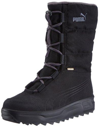 Puma Borrasca Iii Gtx®, Bottes de Neige Adulte Mixte Noir - Schwarz (black-dark shadow-bronze 05)