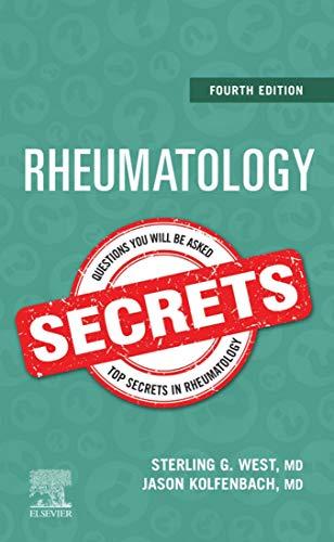 Rheumatology Secrets E-Book (English Edition)