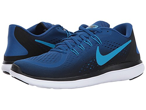 Nike Herren Flex 2017 Rn Laufschuhe Blue