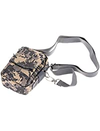ACU : Ruifu Outdoor Military Tactical Waist Pack Bag Hiking Camping Mobile Phone Pouch Purse Waterproof Wear Resistant
