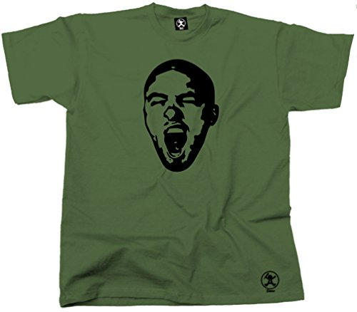Mac Miller GOOD AM Hi-Hop Tshirt Top HHT-MAC01 Green