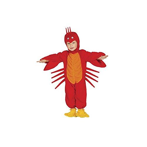 Baby Hummer - Kostüm für Kinder Gr. 86-98, (Hummer Kostüm Baby)