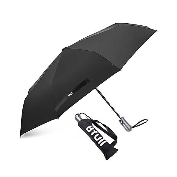 viaggi antivento impermeabile extra forte. BOY ® Automatico Ombrello Compatto