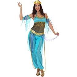 Atosa Disfraz de bailarín árabe para mujer, talla L (M/L) (10069)
