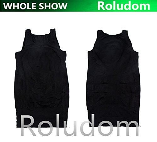 Roludom - Costume - Homme Noir Noir noir - blanc
