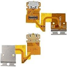 BisLinks® USB Charging Dock Port Flex Cable Para Sony Xperia Tablet Z SGP311 SGP312 SGP321