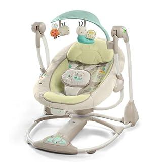 Ingenuity 2 in 1 Babyschaukel und -sitz, Käfer und Schnecke, beige (B00I96FFFM) | Amazon Products