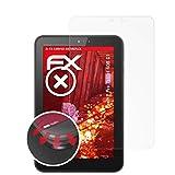 atFolix Schutzfolie passend für HP Pro Tablet 408 G1 Folie, entspiegelnde & Flexible FX Bildschirmschutzfolie (2X)