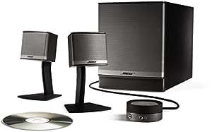 Bose ® Companion ® 3 Multimedia Lautsprecher System, silber