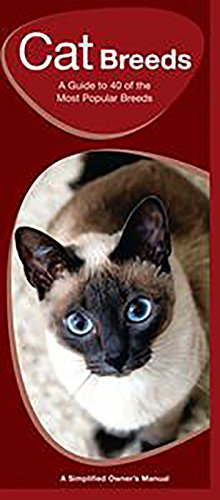 4118i6e5JjL BEST BUY #1Cat Breeds: A Field Guide to 40 of the Most Popular Breeds (Animal Care Guides) price Reviews uk