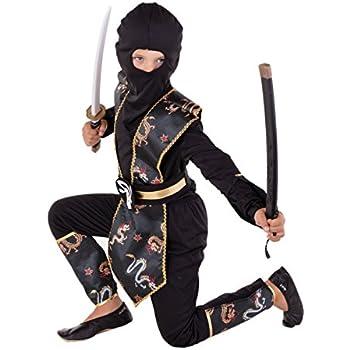 Katara 1771-4 x Spada Morbida Ninja Schiuma Foam Giocattolo Bambini Accessorio Cosplay Carnevale