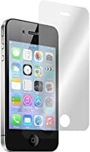 1 x manzano iPhone 4S Protector de pantalla transparente - protector de pantalla transparente PhoneNatic protectores