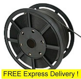 1500M Hand Pallet Strapping Banding Coil Reel 12mm, 310kg, FREE Express Delivery