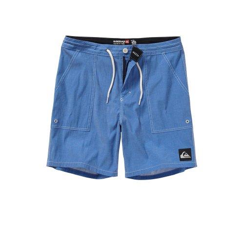 Quiksilver - - Froid UE18 Marche Shorts pour hommes Bright Cobalt