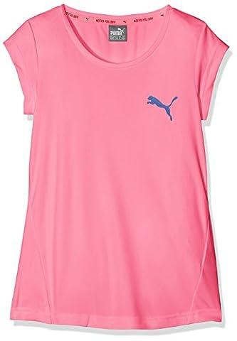 Puma T-shirt pour enfants Active Dry ESS Thé G 14 ans Rose