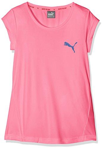Puma Active Dry ESS Tee g Camiseta de Niños, infantil, Active Dry ESS Tee G, rosa (Knockout Pink), 6 años (116 cm)