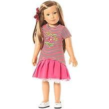 Kidz 'N' Cats y10011gioco bambola Rosie con 11articolazioni