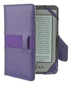 M-Edge Executive Jacket Hlle fr Kindle 4 - Lila