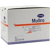 MULLRO Verbandmull 10 cmx5 m gerollt 1 St Verband preisvergleich bei billige-tabletten.eu