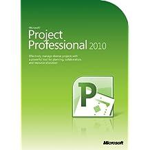 Microsoft Project Professional 2010 (PC)