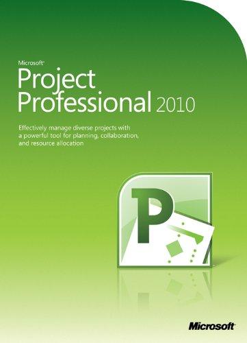 Project Pro 2010 32-bit/x64 /Englisch Intl DVD