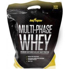 BigMan Multi-Phase Whey 2,26kg-Saveur-choco-crema