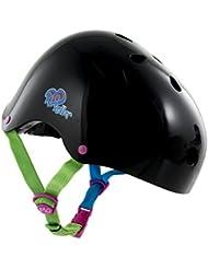 Rio Roller Passion Helm schwarz