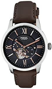 Fossil Townsman Analog Black Dial Men's Watch -ME3061